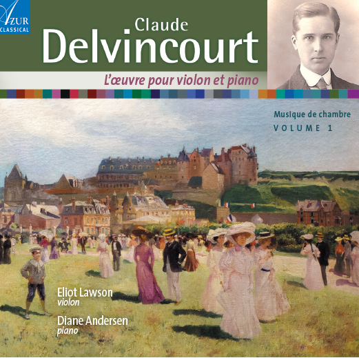 Delvincourt cd cover
